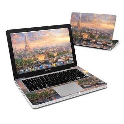 MacBook Pro 13in Skin - Paris City of Love
