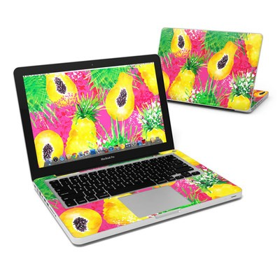 MacBook Pro 13in Skin - Passion Fruit