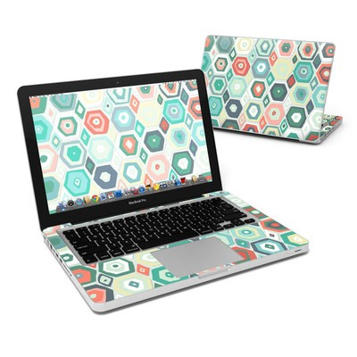 MacBook Pro 13in Skin - Pastel Diamond