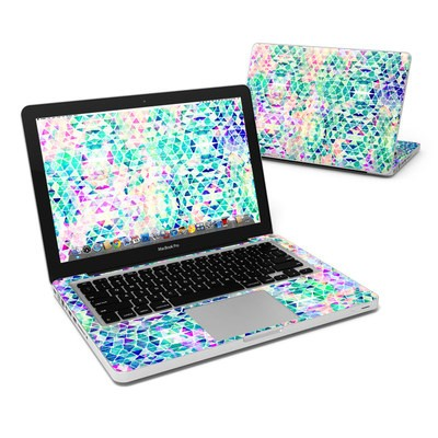 MacBook Pro 13in Skin - Pastel Triangle