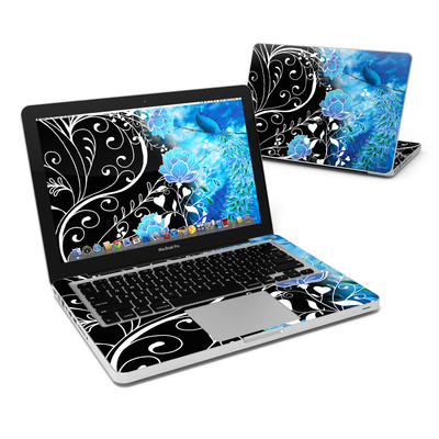 MacBook Pro 13in Skin - Peacock Sky