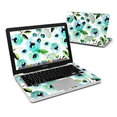 MacBook Pro 13in Skin - Peonies
