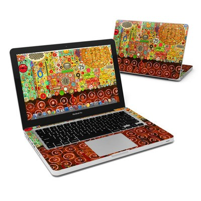 MacBook Pro 13in Skin - Percolations