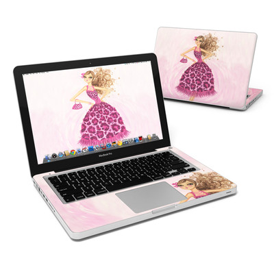 MacBook Pro 13in Skin - Perfectly Pink