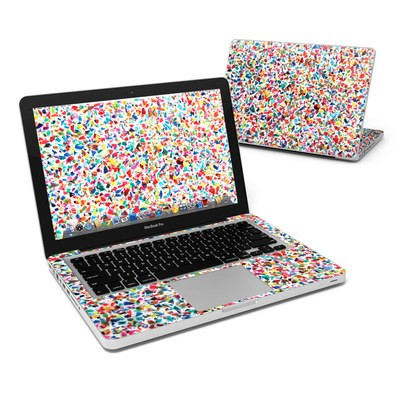MacBook Pro 13in Skin - Plastic Playground