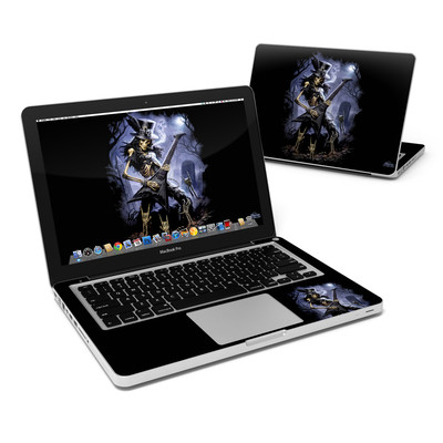MacBook Pro 13in Skin - Play Dead