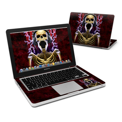 MacBook Pro 13in Skin - Play Loud