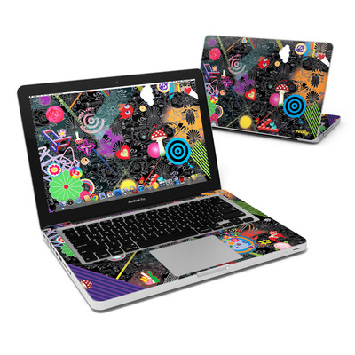 MacBook Pro 13in Skin - Play Time