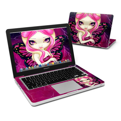 MacBook Pro 13in Skin - Pink Lightning
