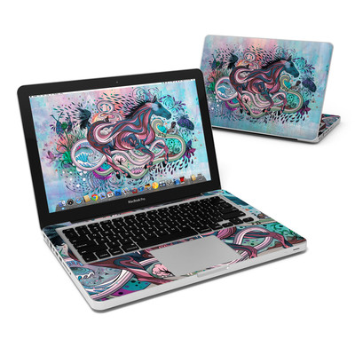 MacBook Pro 13in Skin - Poetry in Motion
