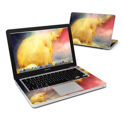 MacBook Pro 13in Skin - Polar Bear