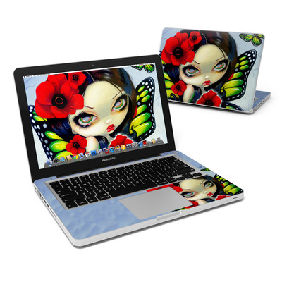 MacBook Pro 13in Skin - Poppy Magic