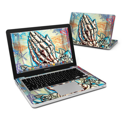 MacBook Pro 13in Skin - Por Muerte