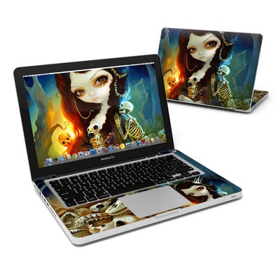 MacBook Pro 13in Skin - Princess of Bones