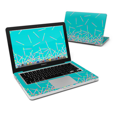 MacBook Pro 13in Skin - Pop Rocks Wands