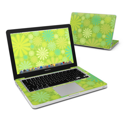 MacBook Pro 13in Skin - Lime Punch