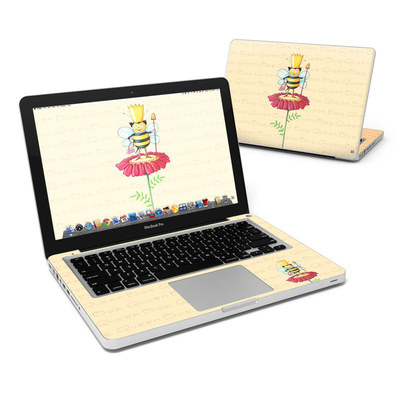 MacBook Pro 13in Skin - Queen Bee