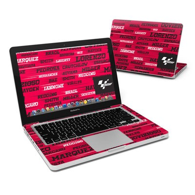 MacBook Pro 13in Skin - Racers