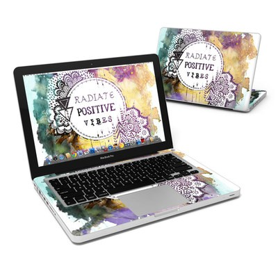 MacBook Pro 13in Skin - Radiate