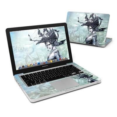 MacBook Pro 13in Skin - Raventide
