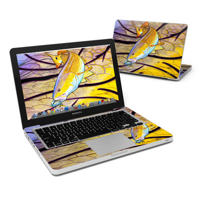 MacBook Pro 13in Skin - Red Fish