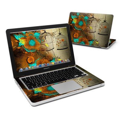 MacBook Pro 13in Skin - Rusty Lace