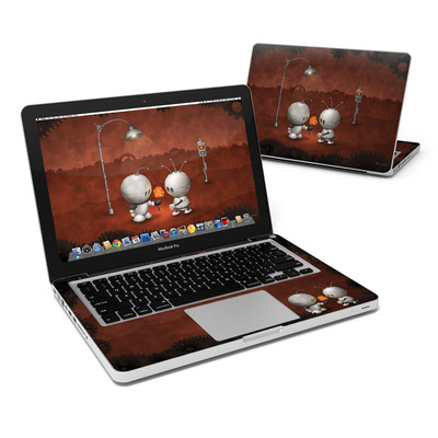 MacBook Pro 13in Skin - Robots In Love