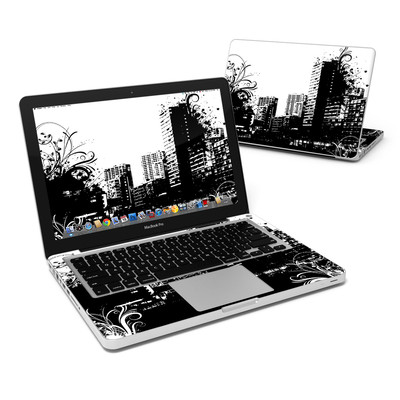 MacBook Pro 13in Skin - Rock This Town