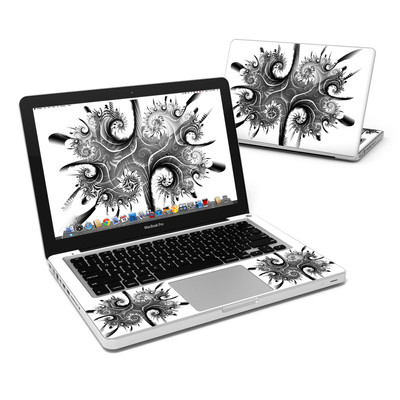 MacBook Pro 13in Skin - Rorschach