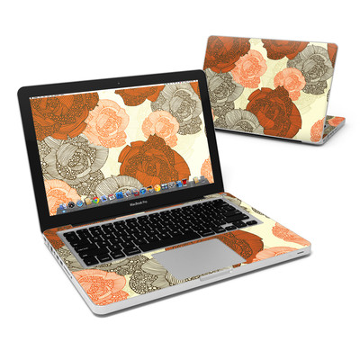 MacBook Pro 13in Skin - Roses