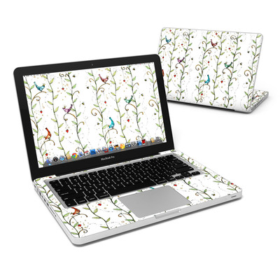 MacBook Pro 13in Skin - Royal Birds