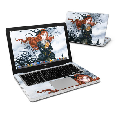 MacBook Pro 13in Skin - Raven's Treasure