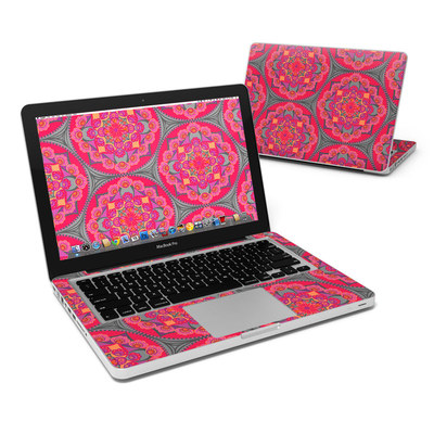 MacBook Pro 13in Skin - Ruby Salon