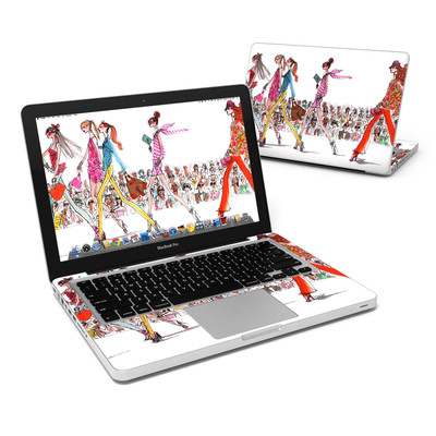MacBook Pro 13in Skin - Runway Runway