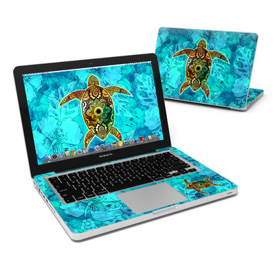 MacBook Pro 13in Skin - Sacred Honu