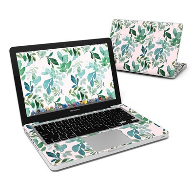 MacBook Pro 13in Skin - Sage Greenery