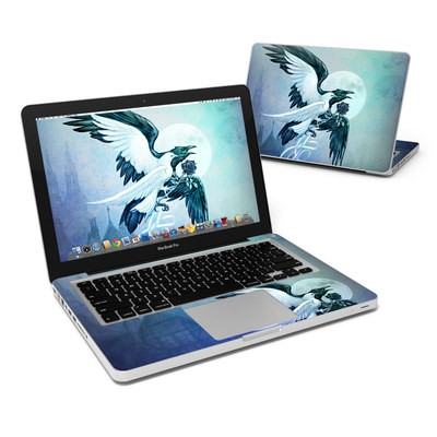 MacBook Pro 13in Skin - Saint Corvus