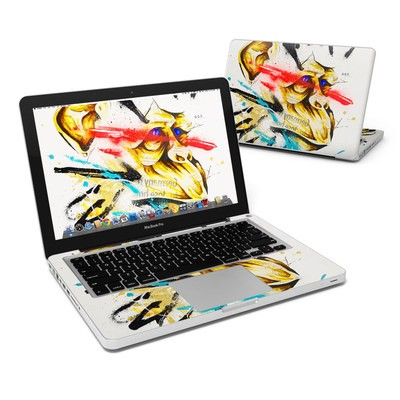 MacBook Pro 13in Skin - Saru