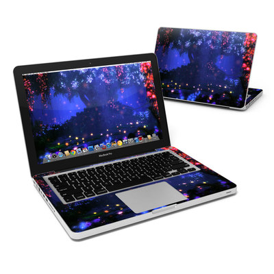 MacBook Pro 13in Skin - Satori Night