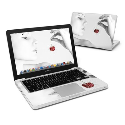 MacBook Pro 13in Skin - Spiked Cherry