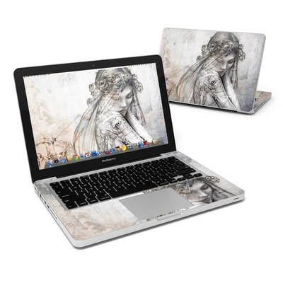 MacBook Pro 13in Skin - Scythe Bride