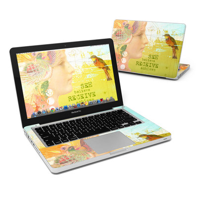 MacBook Pro 13in Skin - See Believe