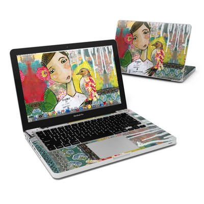 MacBook Pro 13in Skin - Seeker of Hope