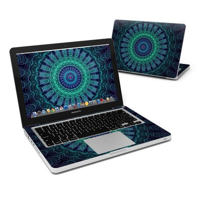 MacBook Pro 13in Skin - Set And Setting