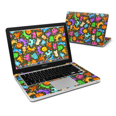 MacBook Pro 13in Skin - Sew Catty