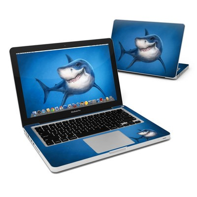 MacBook Pro 13in Skin - Shark Totem