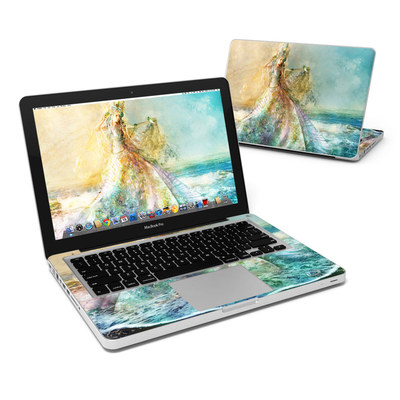 MacBook Pro 13in Skin - The Shell Maiden