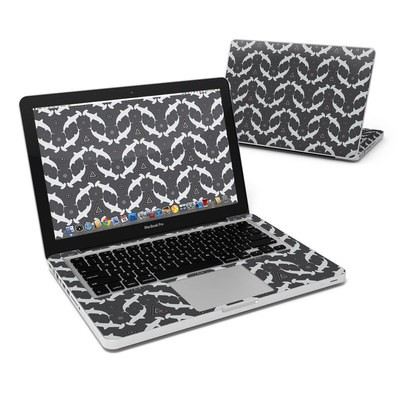 MacBook Pro 13in Skin - Shiver of Sharks