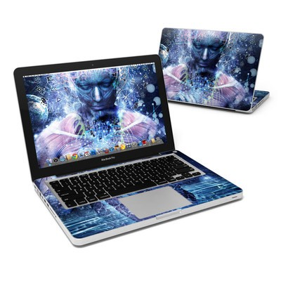 MacBook Pro 13in Skin - Silence Seeker