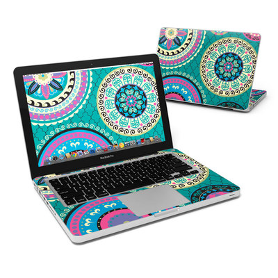 MacBook Pro 13in Skin - Silk Road